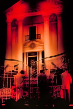 Astuce ACS décor spectacle théâtre Le Capitol Elvis Story Graceland