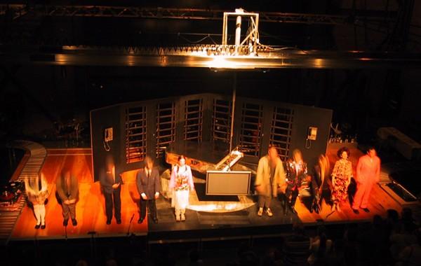 Décor Théâtre Buskers