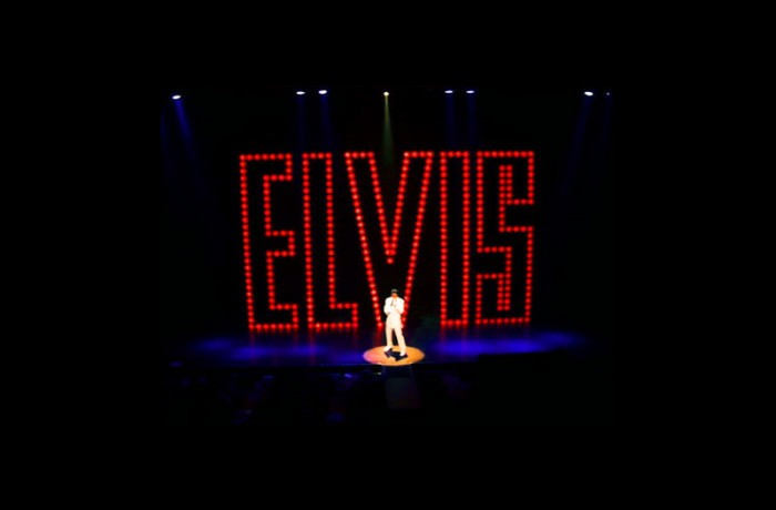 Elvis Story Le Capitol de Québec