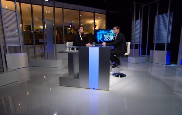 Plateau télévision Ma TV