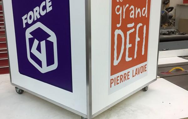 Cube – Grand Défi